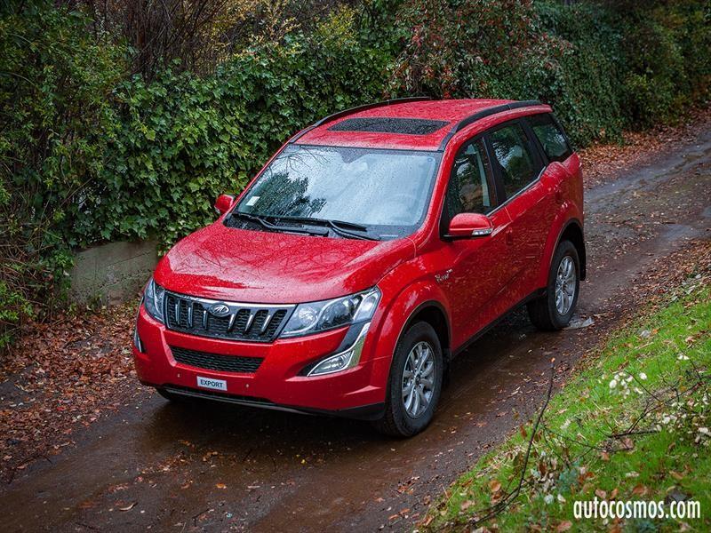 Test Drive: Mahindra XUV 500 AT