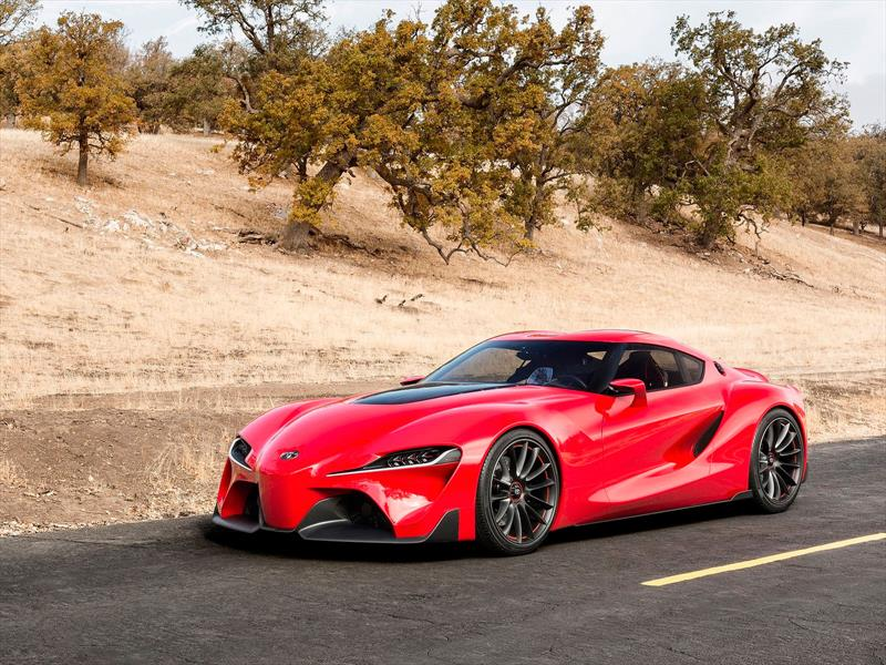 toyota supra y bmw z5 confirmados para 2018. Black Bedroom Furniture Sets. Home Design Ideas