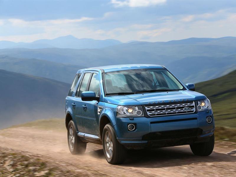 Land Rover LR2 se actualiza