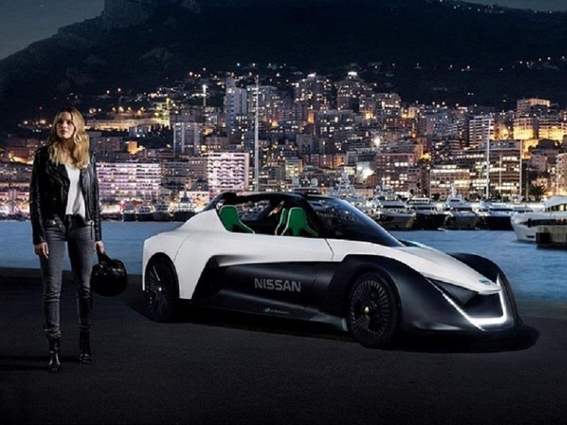 Margot Robbie es la nueva embajadora de los vehículos eléctricos de Nissan