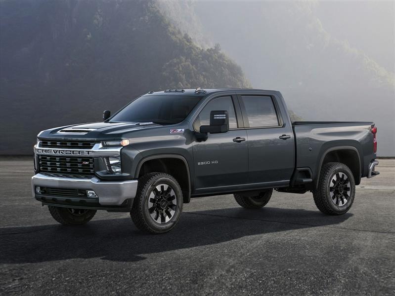 Pura trompa: Así es la nueva Chevrolet Silverado HD