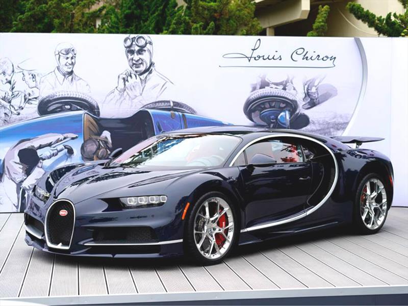 Ya se vendieron 200 Bugatti Chiron