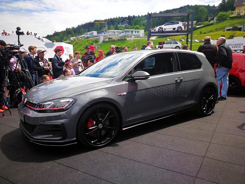 Volkswagen Golf GTI TCR Concept, de la pista para la calle
