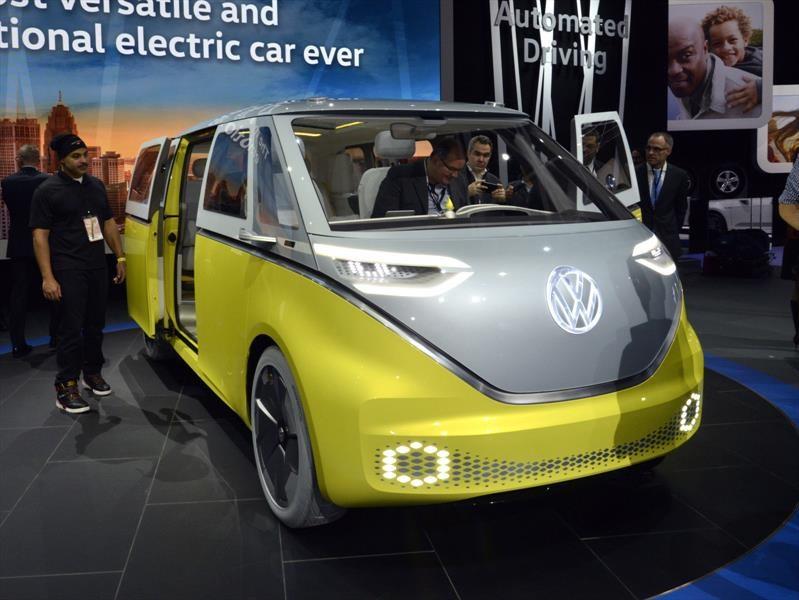Volkswagen I.D. Buzz Concept debuta