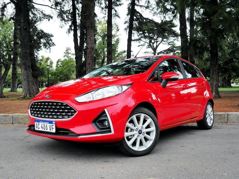 Prueba Ford Fiesta: Se sigue moviendo