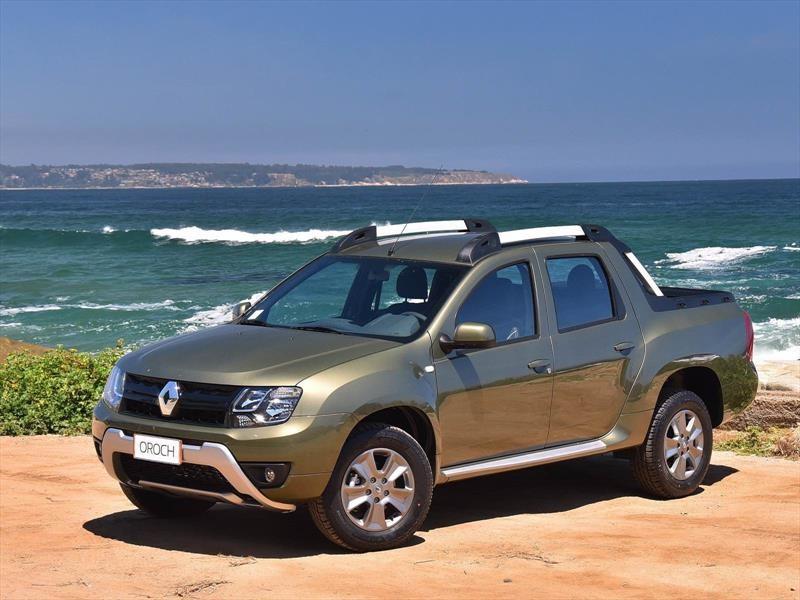 Probando el Renault Oroch 2018