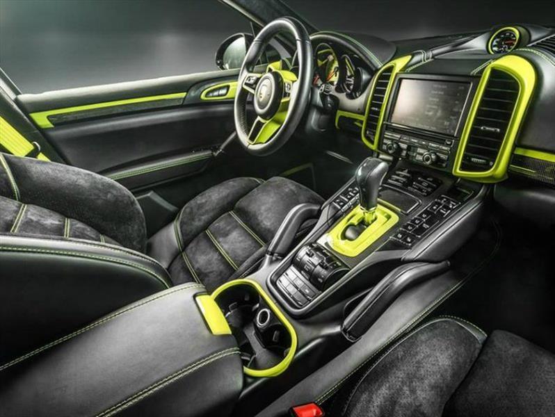 Porsche Cayenne por Carlex Design debuta