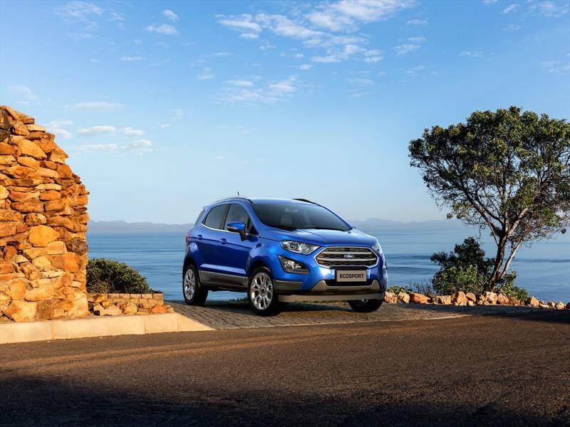 Ford Ecosport llega a Colombia para romper el molde