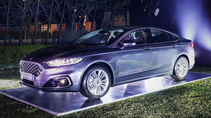Ford Mondeo Híbrido se lanza en Argentina