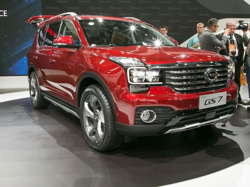 GAC Motors, la marca de autos china en Estados Unidos