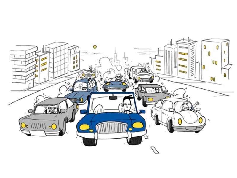 Conozca los 7 tipos de conductores