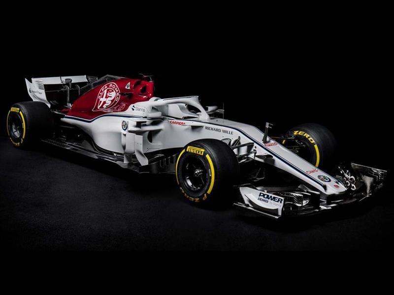Alfa Romeo Sauber C37, la casa de los Visconti regresa a la F1