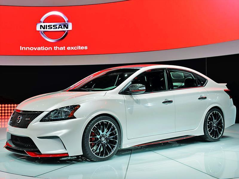 Sal 243 N De Los 193 Ngeles 2013 Nissan Sentra Nismo Concept Se