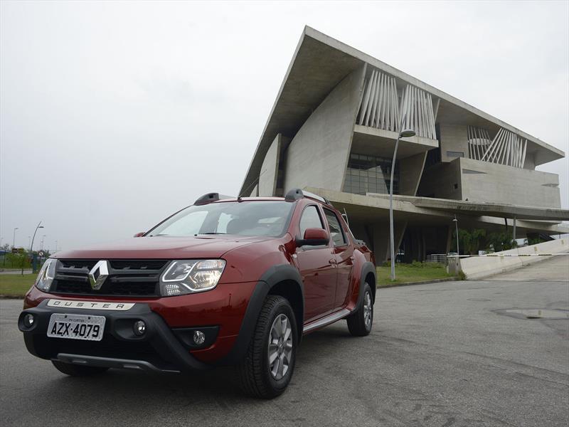 Manejamos en Brasil el nuevo Renault Duster Oroch