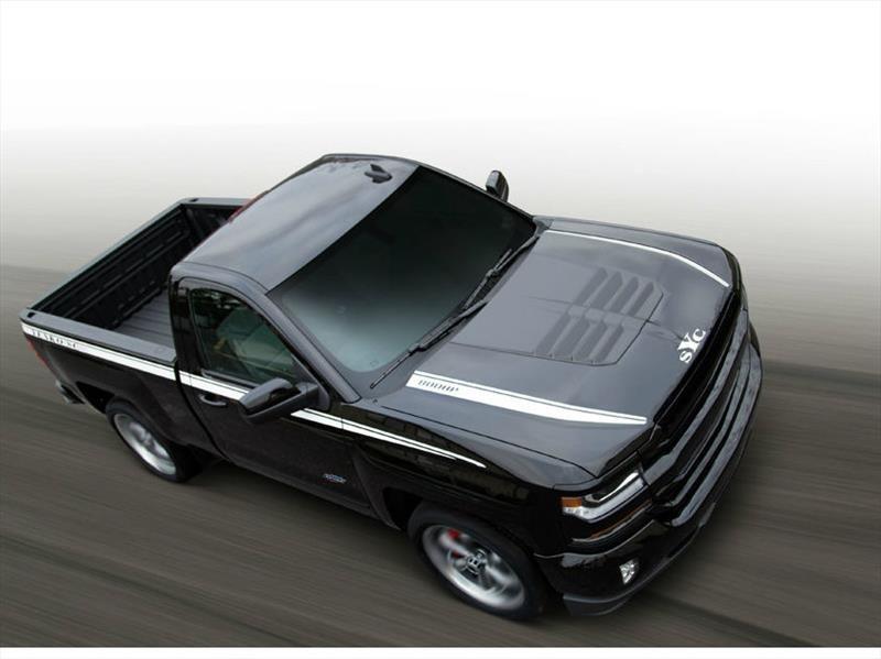 Silverado Yenko SC es una poderosa pickup con 800 hp