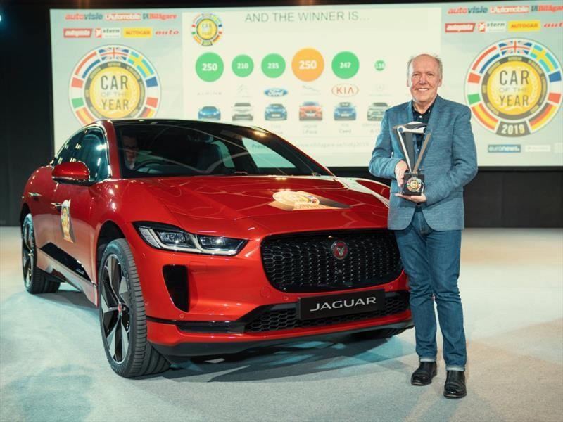 Jaguar I-PACE es el Car of the Year 2019 en Europa