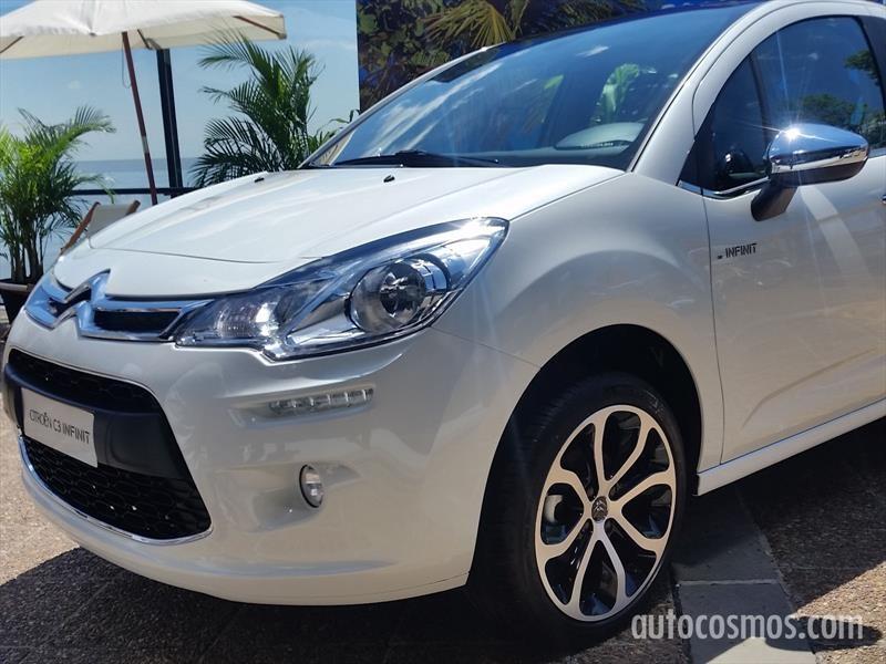 Citroën C3 Infinit se lanza en Argentina