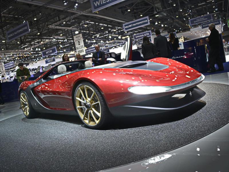 Pininfarina Sergio, la Ferrari más elegante