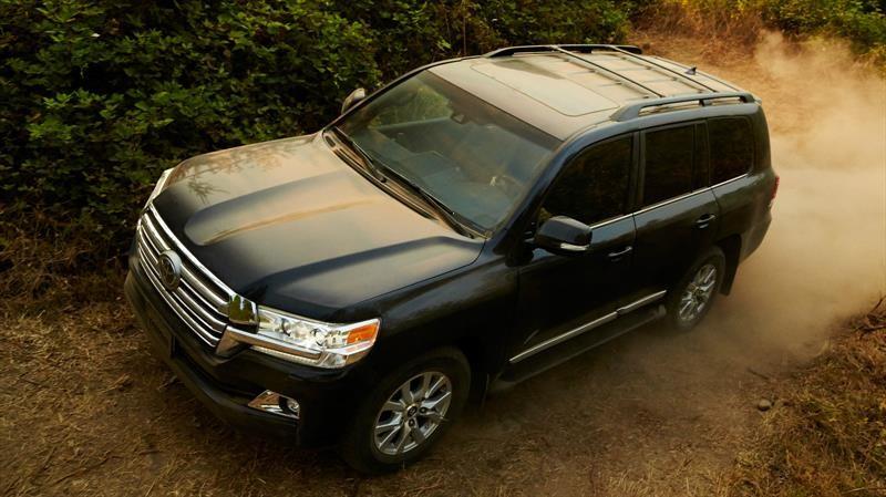 Toyota supera las 10 millones de unidades vendidas del Land Cruiser