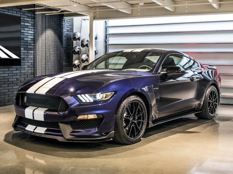 Ford Mustang Shelby GT350 2019 mejora el performance y la tecnología