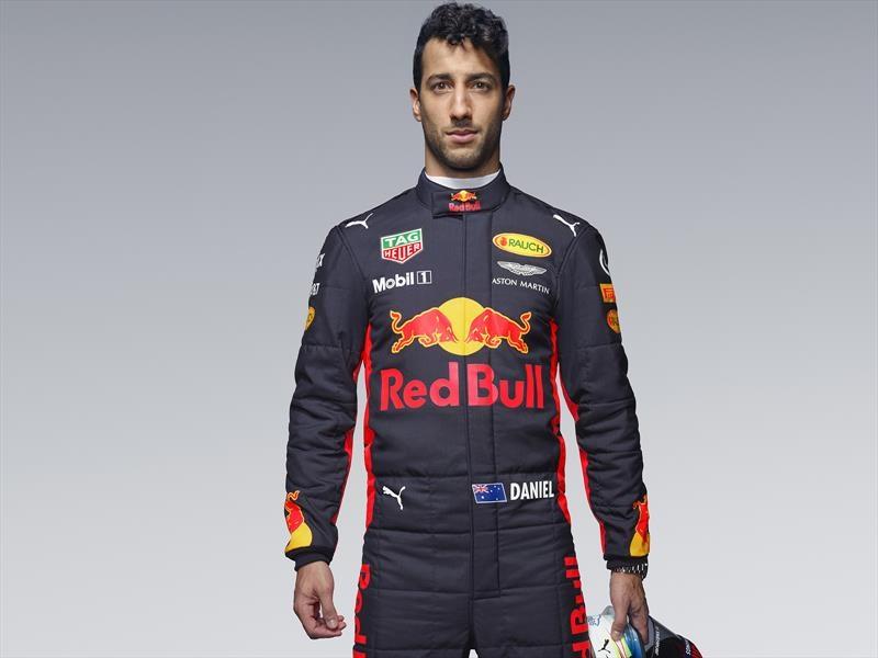 Daniel Ricciardo hace una atípica convivencia con fans