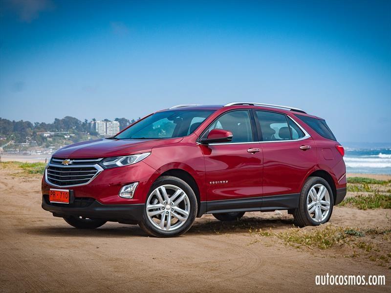 Chevrolet Equinox 2018 se pone a la venta