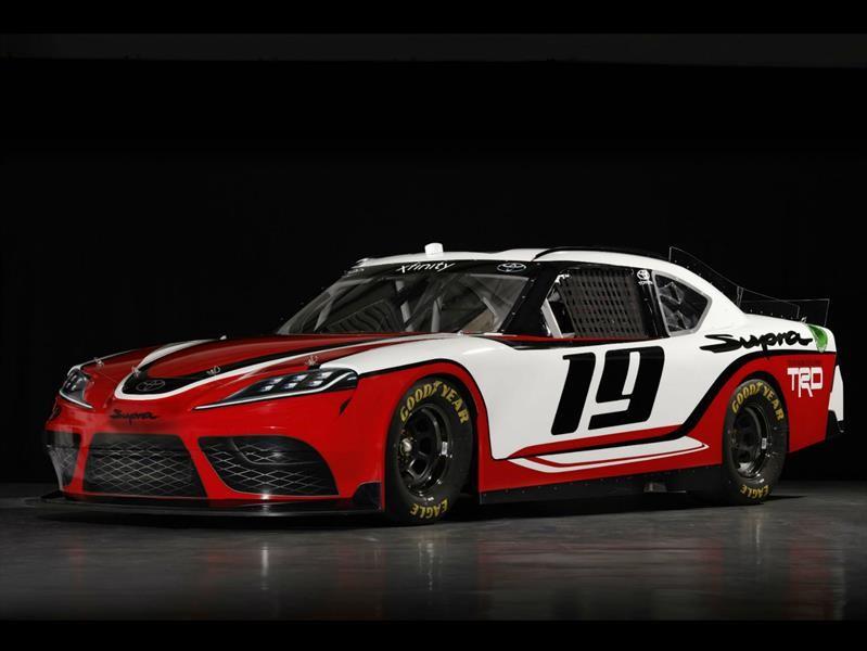 El Supra pasará de las pistas a los óvalos de NASCAR