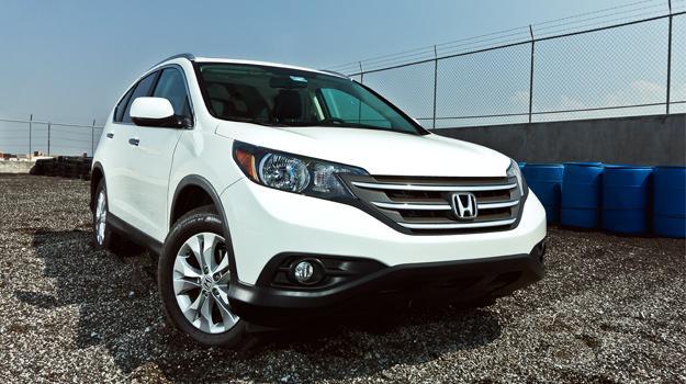 Honda CR V EXL Navi 2012 A Prueba
