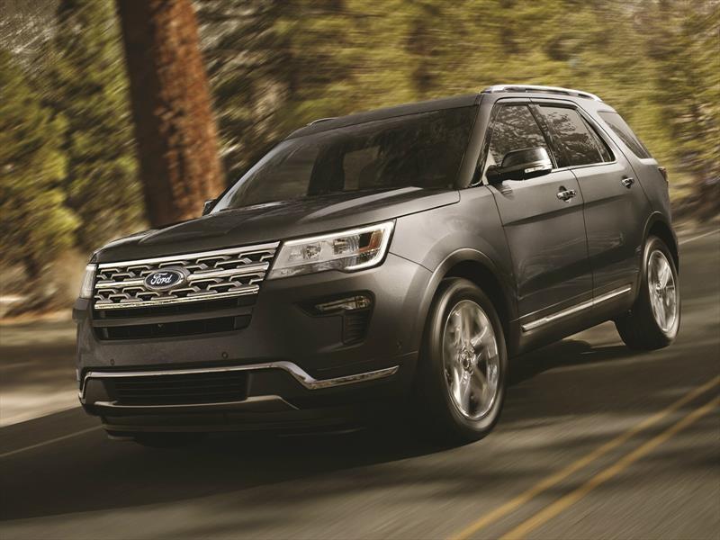 Ford y sus 5 modelos de SUV, para cada estilo de vida