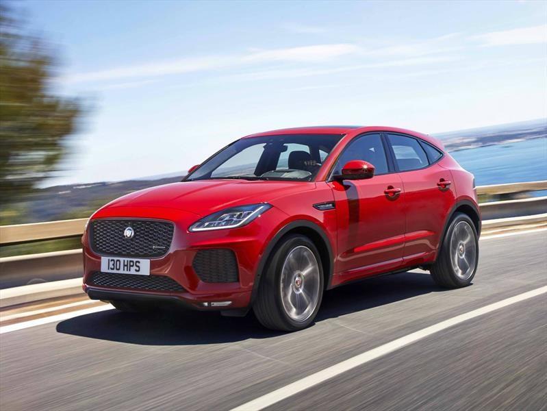 Jaguar E-Pace 2018, aparece una nueva SUV compacta británica