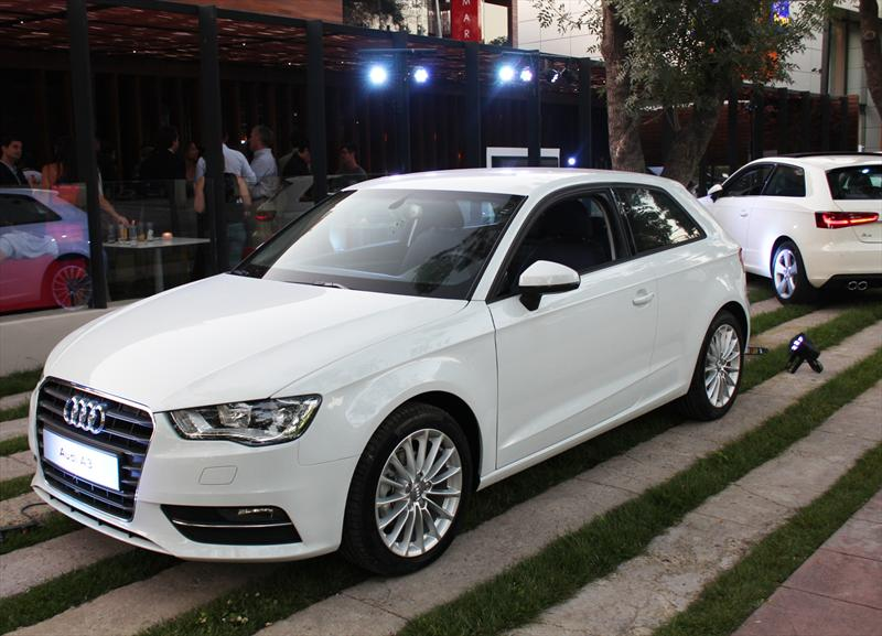 Audi A3 2013 inicia venta en Chile