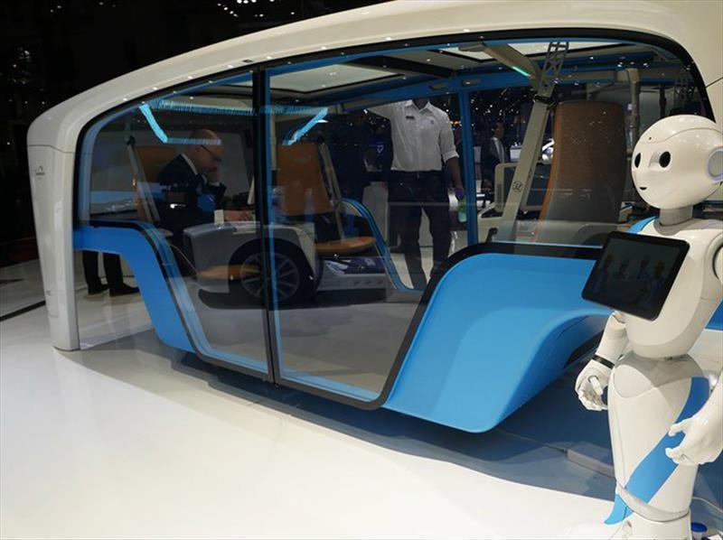 Rinspeed SNAP Concept, un adelanto de la movilidad del futuro