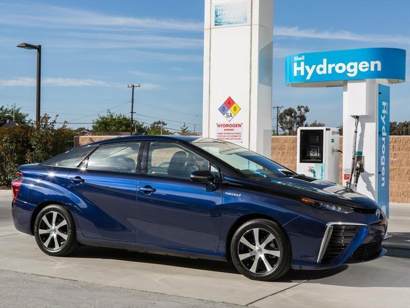 Aumenta de manera significativa la venta de autos eléctricos de celda de combustible de hidrógeno