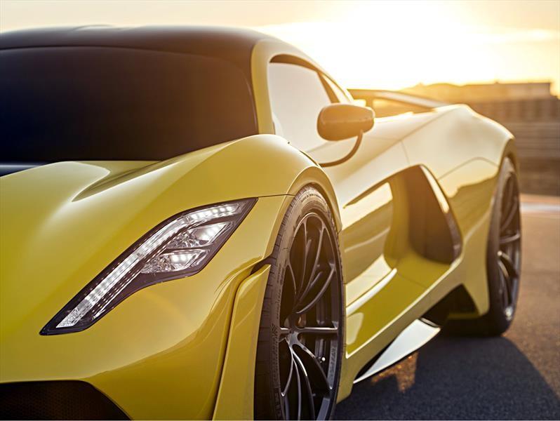 Los mejores súper autos de 2017