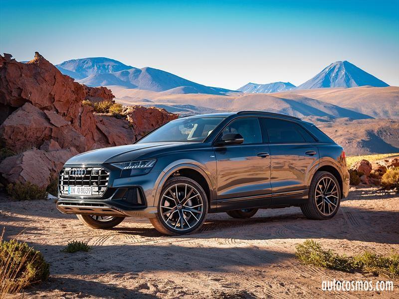 Audi Q8 2019: Primer contacto en Chile