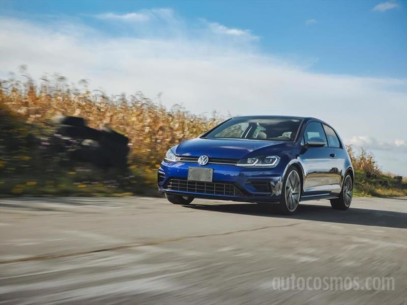 Prueba Volkswagen Golf R: Efectividad mecánica