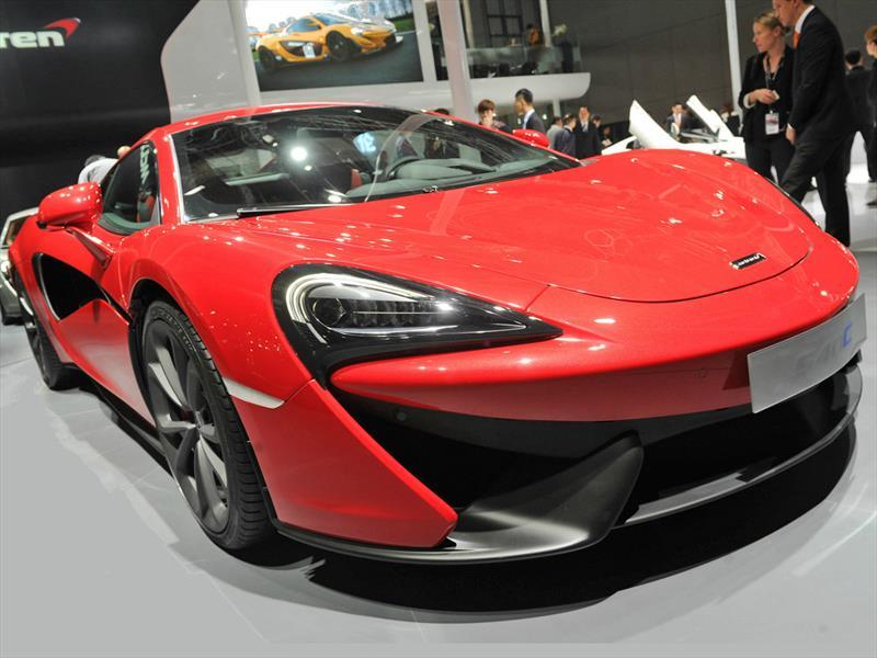 McLaren 540C, el deportivo más accesible de la marca