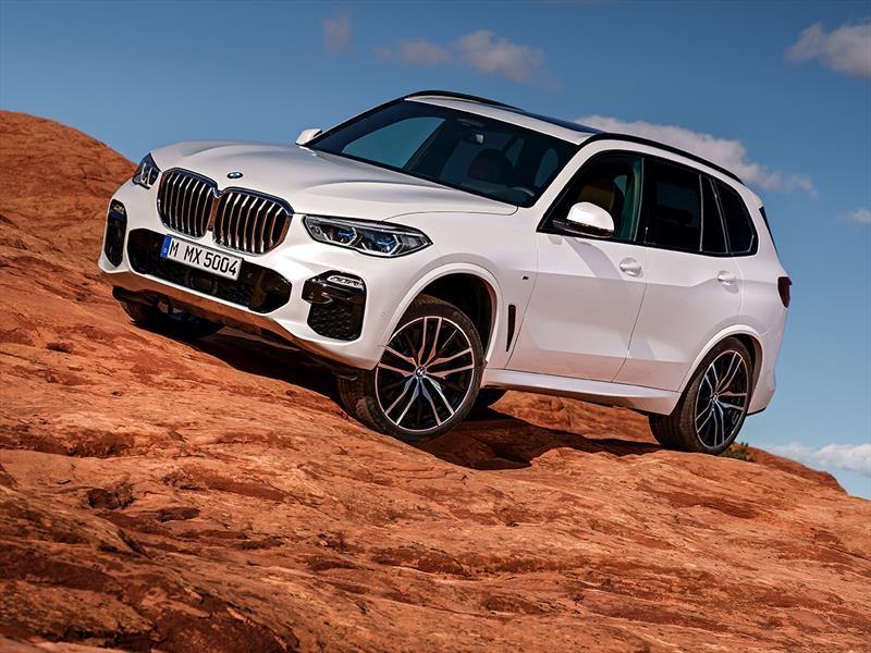 BMW X5 2019, la cuarta generación