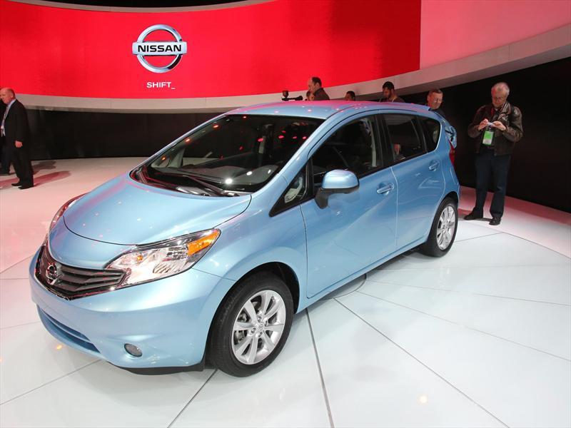 Nissan Note 2014, se ubicará por encima del March