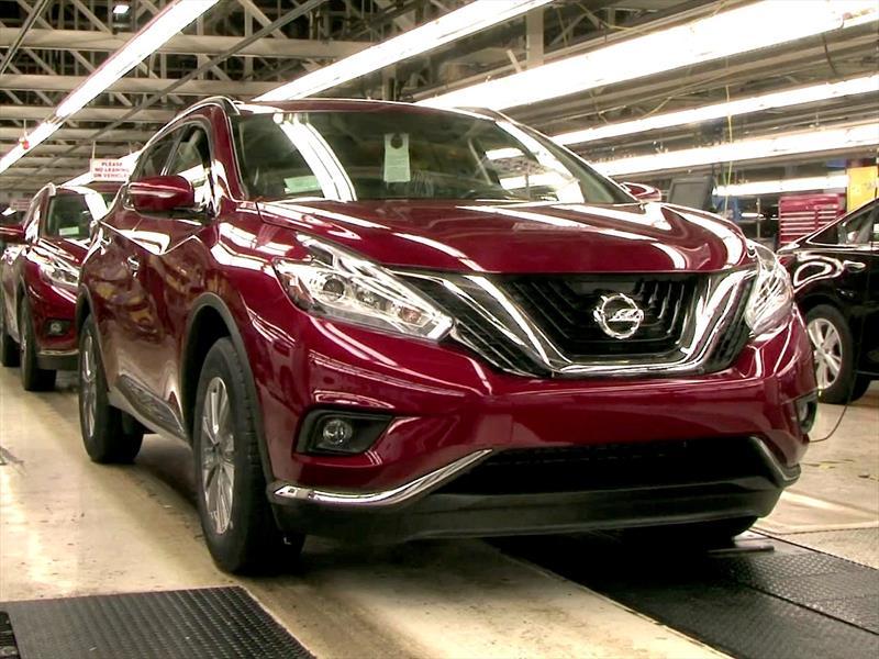 Nissan Murano 2015 Inicia Producci 243 N Autocosmos Com