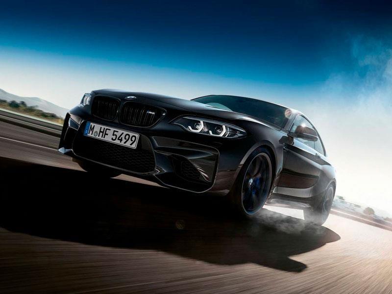 BMW M2 Coupé Edition Black Shadow se presenta