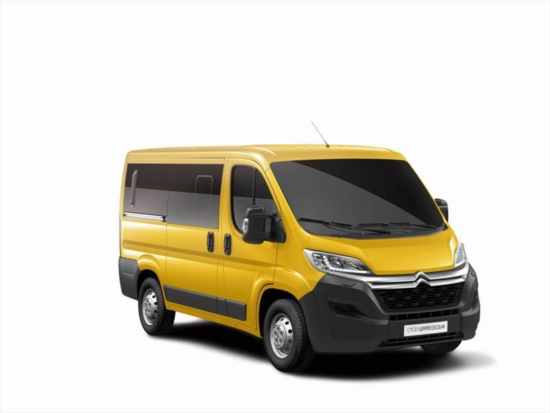 Citroën se suma al segmento del transporte escolar