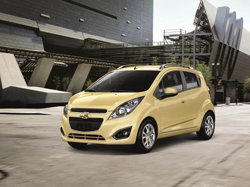 Chevrolet Spark 2013 Llega A Mxico Desde 129900