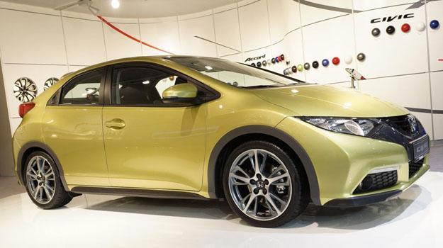 Honda Civic Hatchback: estreno en Frankfurt 2011