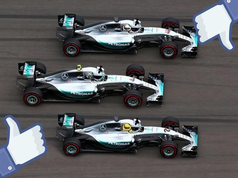 ¿Una Fórmula 1 con tres autos por equipo?