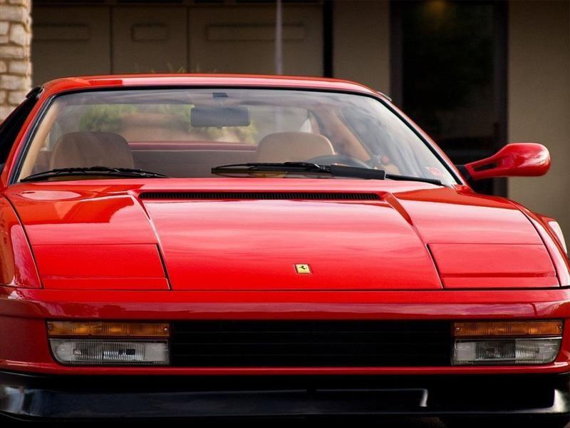 Ferrari se queda sin los derechos exclusivos de Testarossa