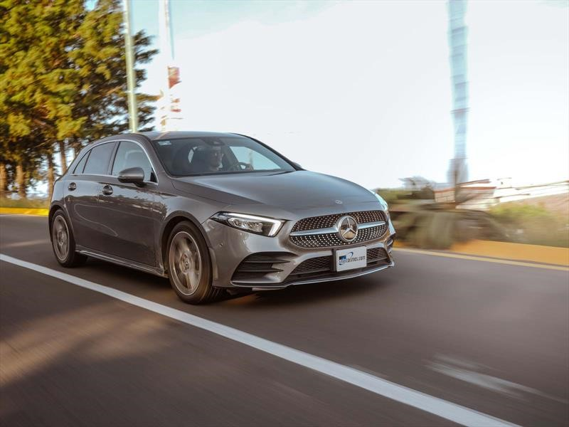 Manejamos el Mercedes-Benz Clase A 200 Sport 2019