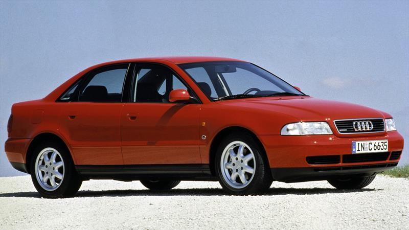 Audi A4 celebra 25 años de existencia y 7.5 millones de unidades vendidas