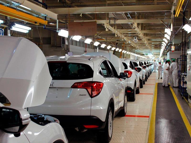 Honda de México reanuda actividades en su planta de Celaya