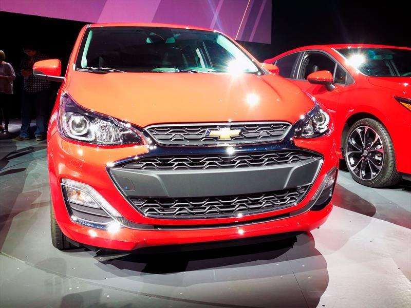 Chevrolet Spark 2019 debuta